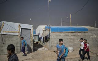 copii Irak - Agerpres