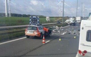Romani raniti in Belgia