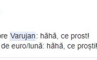 Varujan Vosganian - glume - 4