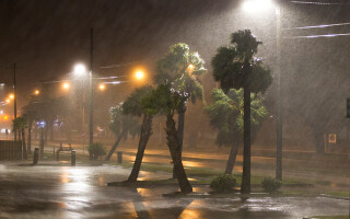 Uraganul Nate a lovit sudul Statelor Unite