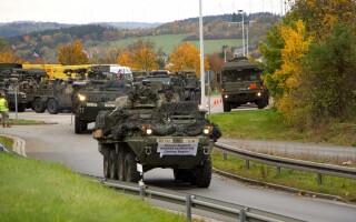blindate americane in Polonia