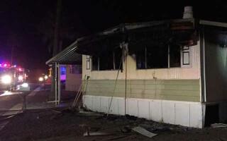 casa incendiata tucson