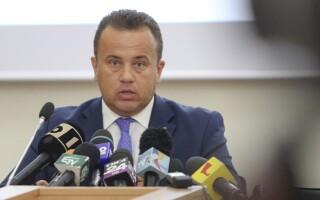 Conferinta de presa sustinuta de ministrul Educatiei Nationale, Liviu Marian Pop, la sediul MEN