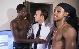 Emmanuel Macron - 4