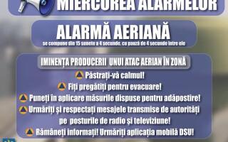 exercițiu de alarmare IGSU