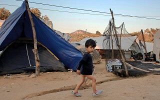 tabara refugiati moria