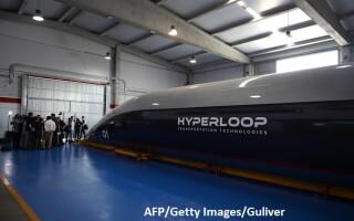 Hyperloop - AFP/Getty Images