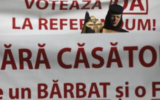 Procesiune pro-referendum in Olt