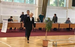 Viorica Dancila la referendumul pentru familie 2018