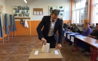Bogdan Trif voteaza