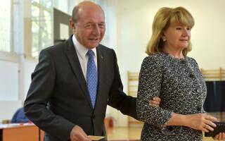 Traian Basescu la referendumul pentru familie