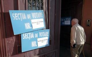 sectie de votare
