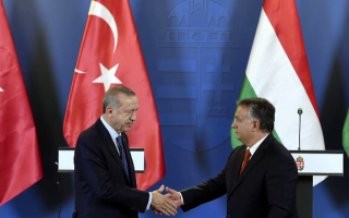 Recep Erdogan, Viktor Orban