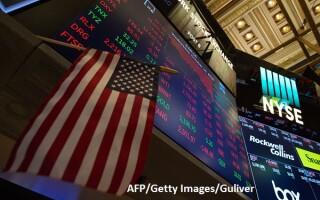 Bursa de la New York, Wall Street - AFP/Gety