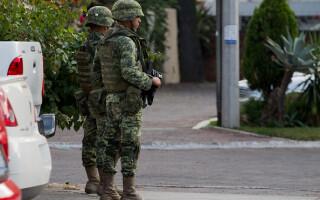 soldati mexicani