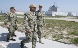 militari americani la baza de la Deveselu