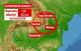 cutremur, seism, cutremur 28 octombrie, romania, vrancea