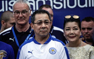 patron Leicester City, elicopter, Vichai Srivaddhanaprabha, a murit