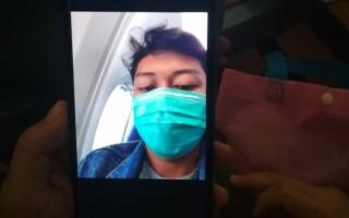 Victimă avion prăbușit în Indonezia
