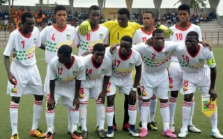nationala u-17 din benin