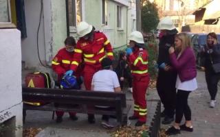 Explozie in Neamt