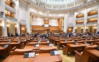 Sedinta in plen a Camerei Deputatilor
