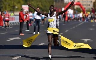 Record. Maratonul Internaţional Bucureşti, câştigat de kenyanul Hosea Kipkemboi