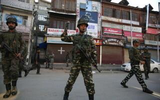 soldati India