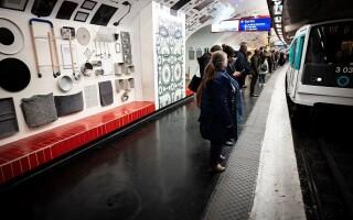 metrou paris