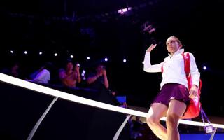 Simona Halep - Bianca Andreescu, la Turneul Campioanelor - 1