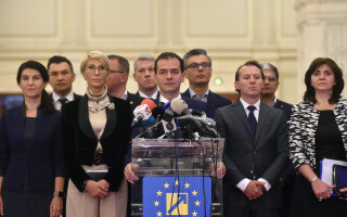 PNL, Ludovic Orban, ministri, Florin Citu, Raluca Turcan