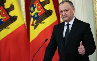 Igor Dodon spune că va retrage cetățenia moldovenească fostului deputat PSD Cristian Rizea și îl va extrăda