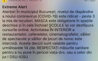 ro-alert, Bucuresti