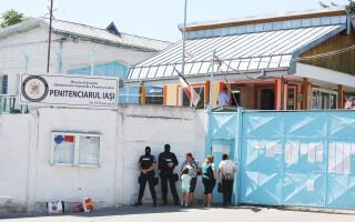 Un deținut a dat în judecată Penitenciarul Iași pentru că nu-i place mâncarea
