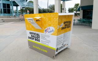 urna de vot sua