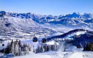 (P) 7 tari din Europa cu statiuni de ski superbe