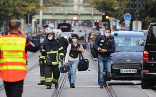 Atac cu armă albă în Nisa. Autoritățile nu exclud posibilitatea unui incident terorist - 5