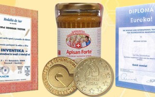 (P) Apisan Forte cel mai bun produs apicol pentru imunitate