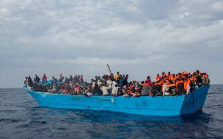 Cel puțin 140 de migranți s-au înecat în largul coastelor senegaleze
