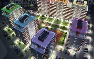 Preturile apartamentelor din Cluj, mai mari decat in orasele din Mediterana