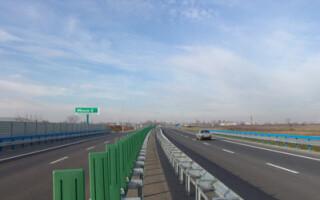 Politia avertizeaza ca se lucreaza pe autostrada Bucuresti-Pitesti