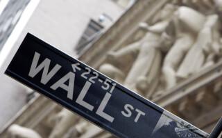 Wall Street a inregistrat joi ce mai buna performanta zilnica