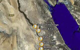 Un turist roman a fost rapit in Egipt!