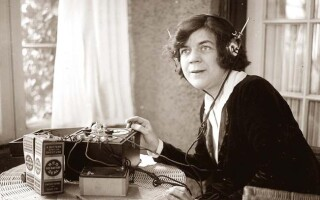 aparat de inregistrare vechi