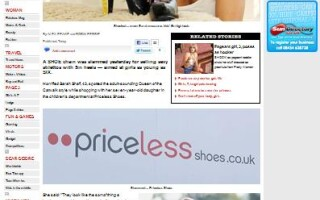 Priceless Shoes