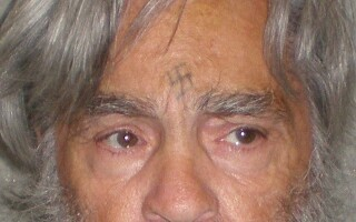Charles Manson in 2012