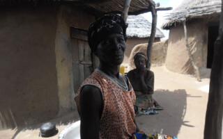 Tabere de vrajitoare - Ghana