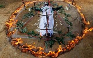 ritual exorcizare, Columbia 2