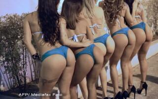 Miss Bumbum Brazilia