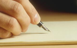 mesaj scris